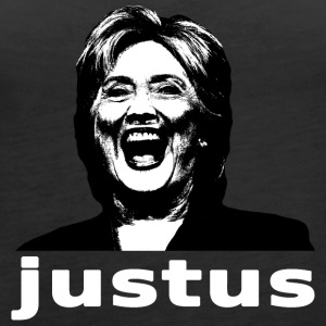 Hillary Justice (Just Us) - Women's Premium Tank Top