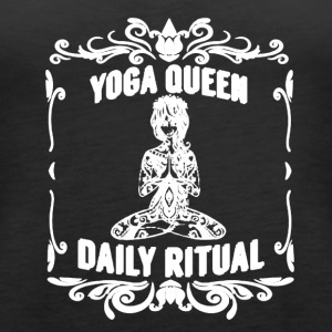 Yoga Queen Daily Ritual Shirt - Women's Premium Tank Top