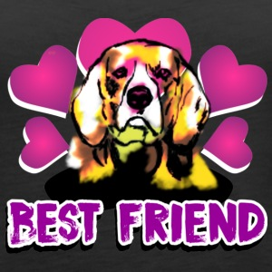 Best friend - Women's Premium Tank Top