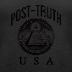 Post Truth 1 - Women's Premium Tank Top