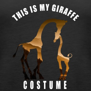 costume giraffe cute Love Dschungel hipster LOL - Women's Premium Tank Top