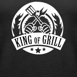 King of grill - Women's Premium Tank Top