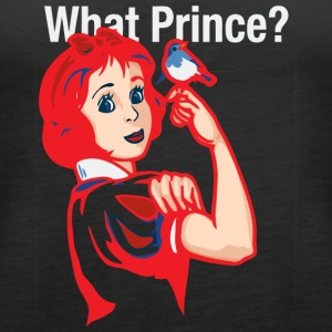What Prince - Women's Premium Tank Top