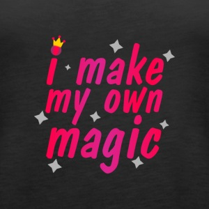 I Make My Own Magic - Women's Premium Tank Top