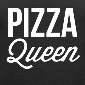 Pizza Queen - Women's Premium Tank Top
