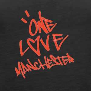 one love manchester - Women's Premium Tank Top