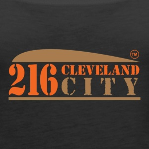 216 CLEVELAND CITY - Women's Premium Tank Top