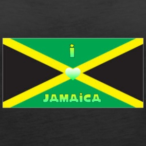 Love Jamaica - Women's Premium Tank Top
