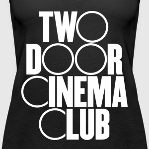 Two Door Cinema Club - Women's Premium Tank Top