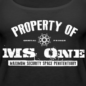 Property of MS One - Women's Premium Tank Top
