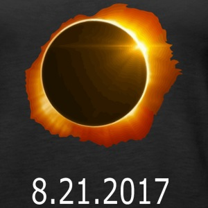 Total Solar Eclipse - Women's Premium Tank Top