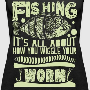 fishing - Women's Premium Tank Top