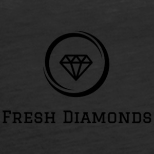 Fresh Diamonds - Women's Premium Tank Top