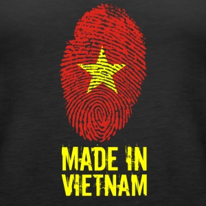 Made In Vietnam / Việt Nam / 共和社會主義越南 - Women's Premium Tank Top