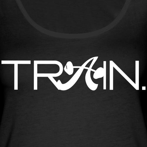 Austin Simply Fit TRAIN - Women's Premium Tank Top