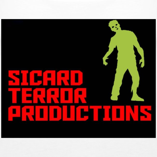 Sicard Terror Productions Merchandise