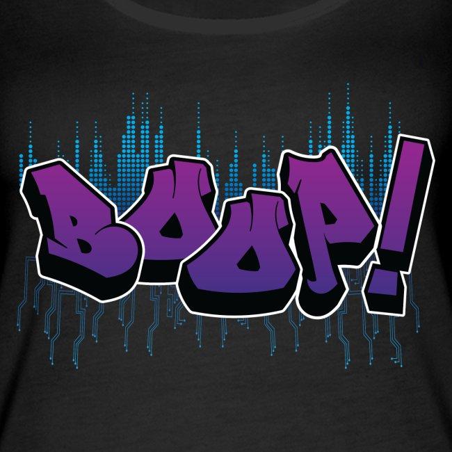 Boop! Text Logo