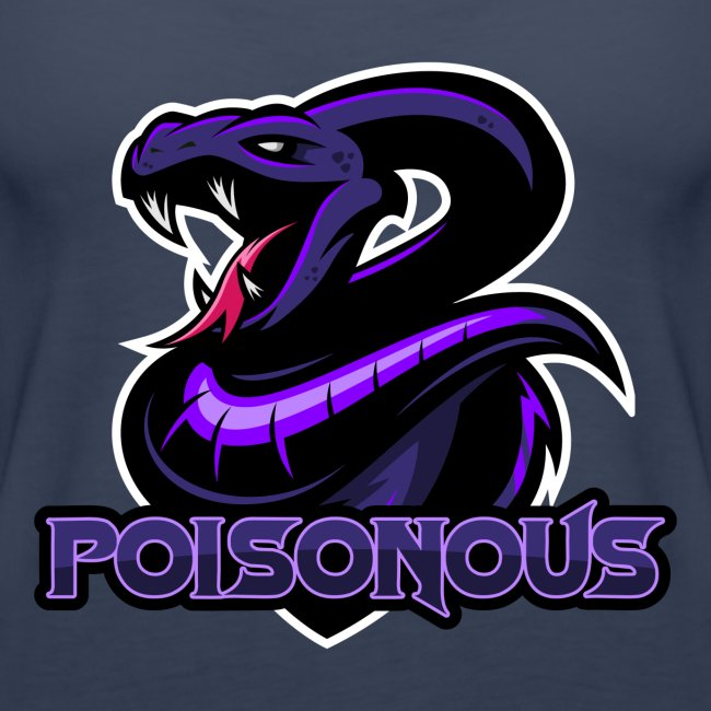 Poisonous Text Logo