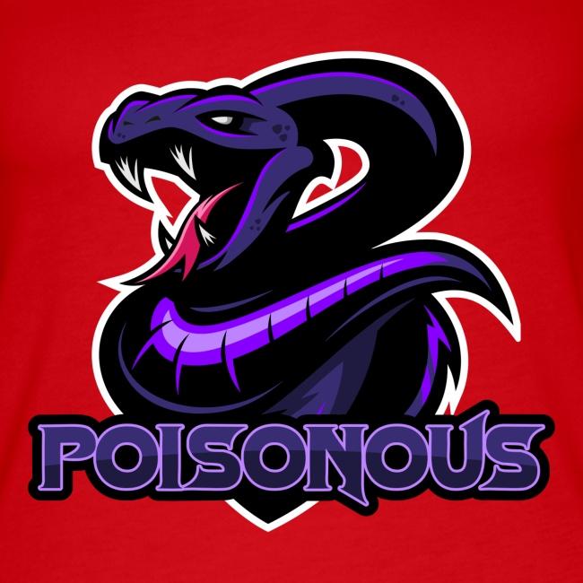 Poisonous Text Logo