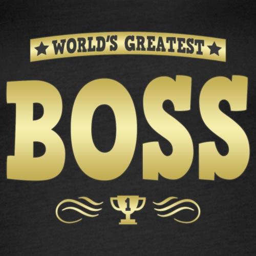 World's Greatest Boss