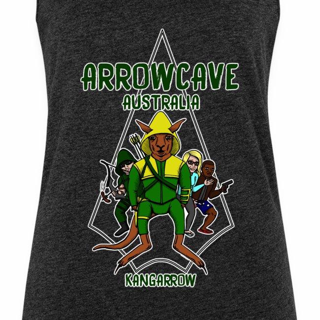 Arrow Cave Logo - Dark
