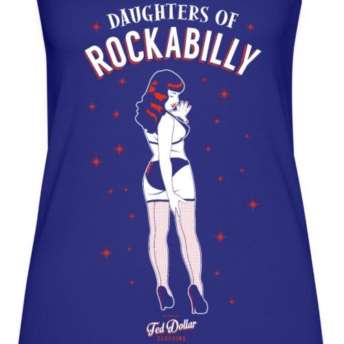 Daughters of Rockabilly - Women's Premium Tank Top