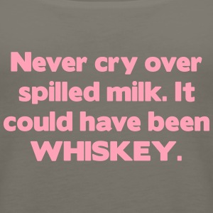 it could have been whiskey - Women's Premium Tank Top