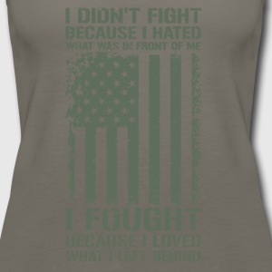 US Millitary T-shirts - Women's Premium Tank Top