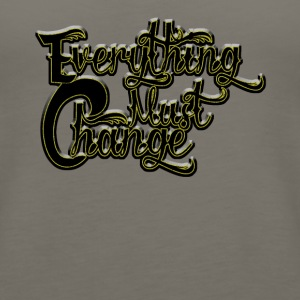 EVERYTHING MUST CHANGE 03 - Women's Premium Tank Top