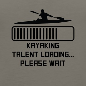 Kayaking Talent Loading - Women's Premium Tank Top