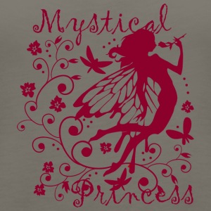 MYSTICAL_PRINCESS - Women's Premium Tank Top