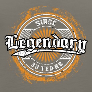 Legendary since 30 years t-shirt and hoodie - Women's Premium Tank Top