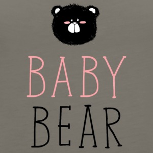 BABY BEAR - Women's Premium Tank Top
