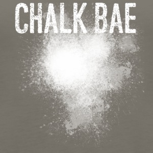 Chalk Bae - Women's Premium Tank Top