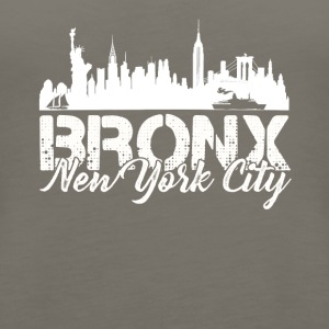 Bronx New York City Shirt - Women's Premium Tank Top