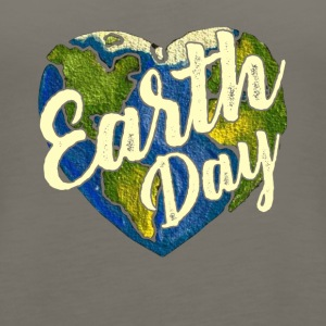 Earth Day Shirt - Women's Premium Tank Top