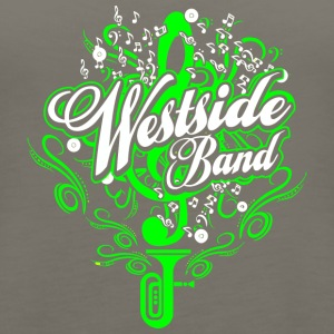 Westside Band - Women's Premium Tank Top