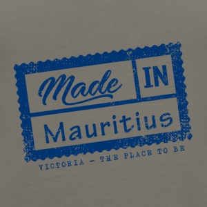 Made In Mauritius Stamp - VICTORIA - Women's Premium Tank Top