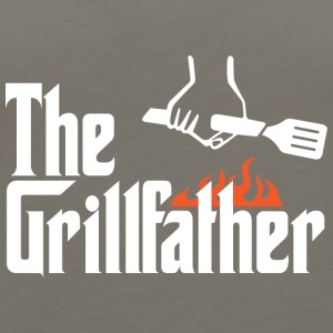 The Grillfather - Women's Premium Tank Top