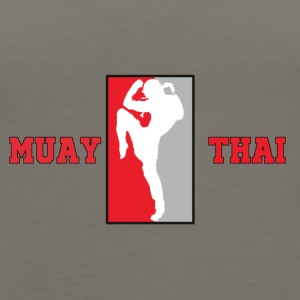 Muay_Thai_06 - Women's Premium Tank Top