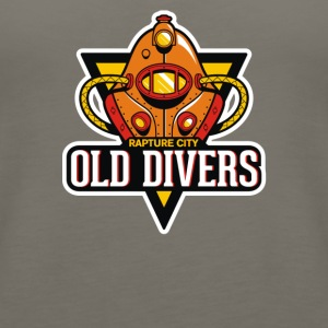 Old Divers - Women's Premium Tank Top