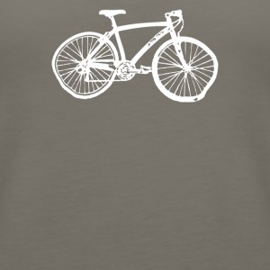 Bicycle - Women's Premium Tank Top