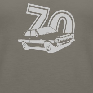 Ford Mk 1 Escort 1970 2 - Women's Premium Tank Top