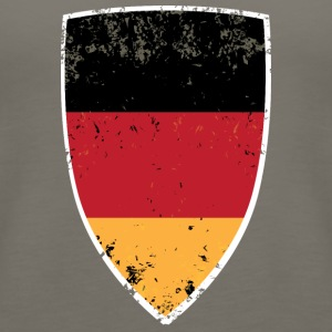 German Flag - Women's Premium Tank Top