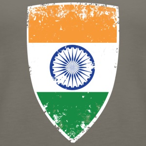 Flag of India - Women's Premium Tank Top