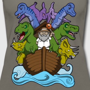 Jurrasic Ark - Women's Premium Tank Top
