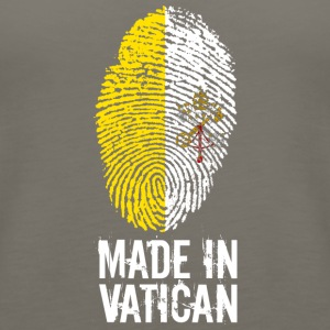 Made In Vatican / Pope / Catholicism / Christ - Women's Premium Tank Top