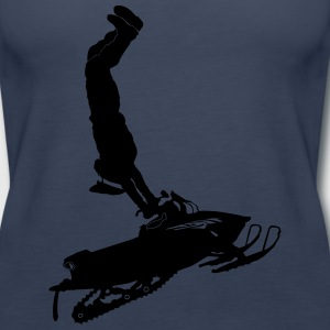 Snowmobil - Women's Premium Tank Top