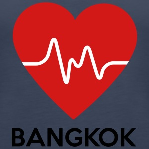 Heart Bangkok - Women's Premium Tank Top