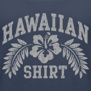 Hawaiian Shirt - Women's Premium Tank Top